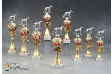Windhundrennen Pokale 'Monaco' 7049-34422