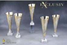 schwere Metall-Cup Pokale ''Westminster'' 7054