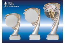 Pokern Figuren -Trophäen in 3 Größen RC815-RE34