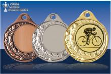 Radsport Medaillen Halbranke ST9283-60871