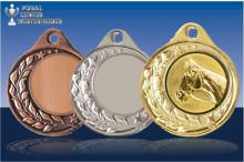 Reitsport Medaillen Halbranke ST9283-60919