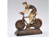 Rennrad Pokal Figuren ST39354