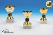 günstige Rollkunstlauf Cup-Pokalserie in gold