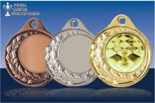 Medaillen Schach Halbranke ST9283-60985