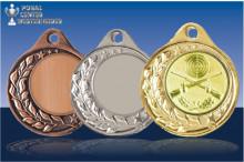 Medaillen Schützen Halbranke ST9283-61057