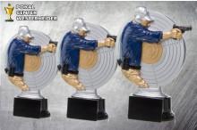 Schützen Pistole Pokal -Trophäen ST39226-28