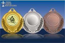 Ski Medaillen ''Grandios'' ST9180-61135