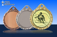 Medaillen Ski ''Picco'' ST9280-61135