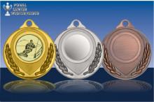Snowboard Medaillen ''Grandios'' ST9180-61177