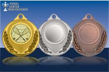 Squash Medaillen ''Grandios'' ST9180-61183