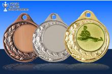 Taekwondomedaillen Halbranke ST9283-61195