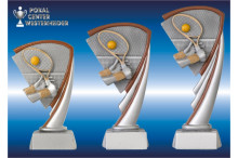 Tennis Pokal-Trophäen in 3 Größen RC803