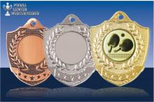 Tischtennis Medaillen ''TALENTO'' ST9295-61279