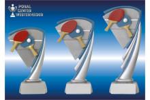 Tischtennis Pokal-Trophäen in 3 Größen RC805