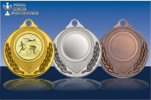 Triathlon Medaillen ''Grandios'' ST9180-61297