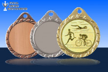 Medaillen Triathlon ''Picco'' ST9280-61297
