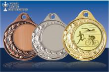 Triathlonmedaillen Halbranke ST9283-61297