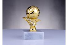Trophäen Fussball ''Ball mit Sternen'' ST38463