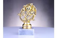 Trophäen Läufergruppe ''goldglanz'' TB309