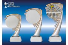 Volleyball Figuren-Trophäen in 3 Größen RC815-RE11