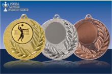 Volleyball Medaillen ''Viktory'' ST9184-61375