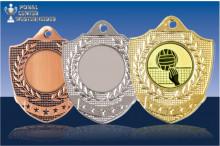 Volleyball Medaillen ''TALENTO'' ST9295-61387