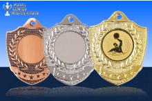 Wasserball Medaillen ''TALENTO'' ST9295-B16