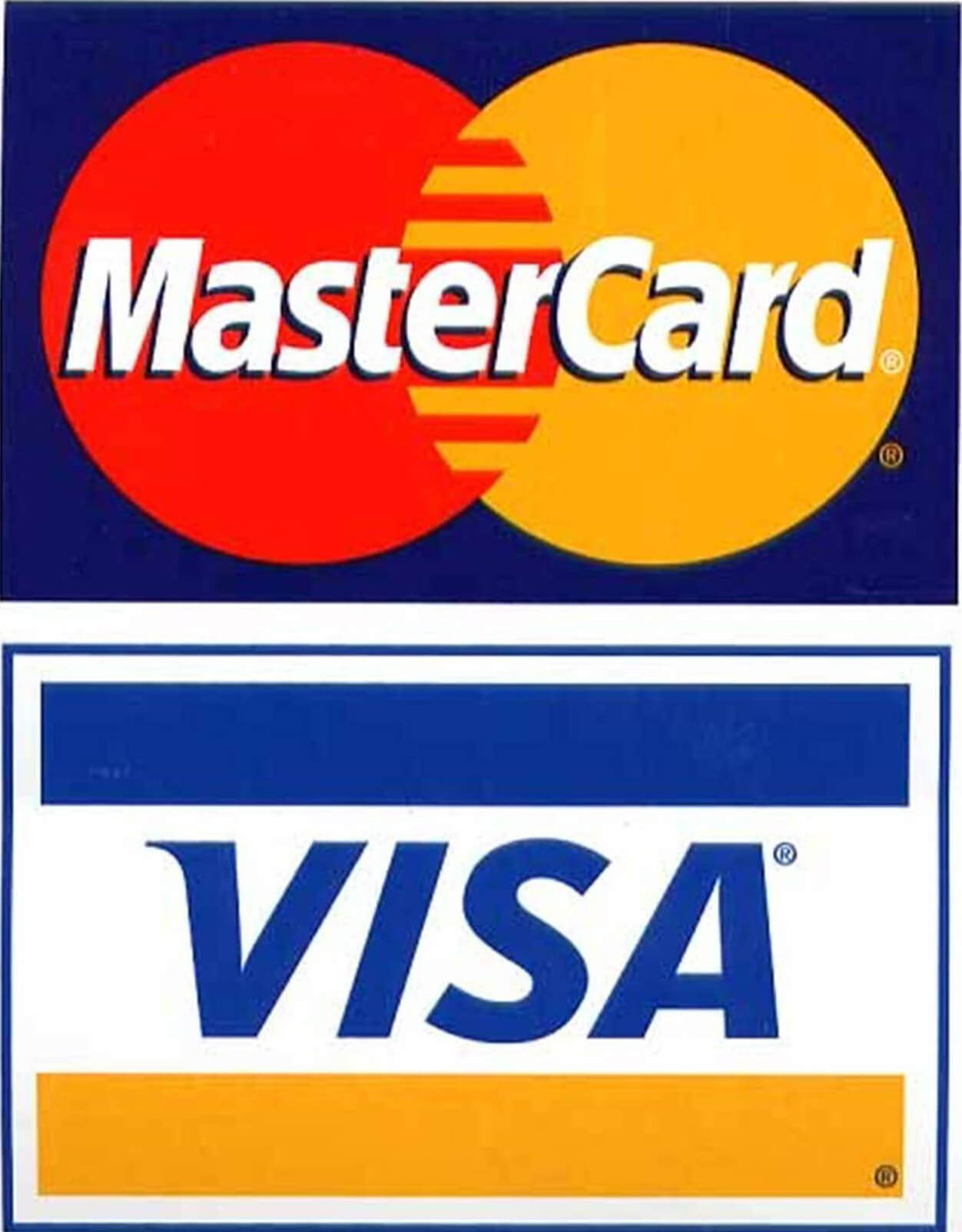 Kreditkarte MasterVisa